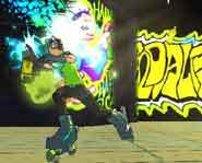 Jet Set Radio Future - tunes that'll knock your socks off.