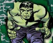 Topps has a cool set of The Incredible Hulk cards you can trade or collect.