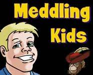 Check out the Meddling Kids role-playing game (RPG) from Pandahead!