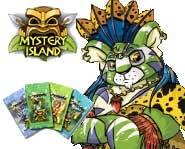 Get a review of the Neopets Trading Card Game: Mystery Island expansion set!