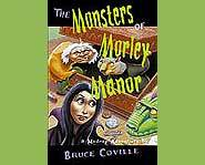 The Monsters of Morley Manor is a great book to read for Halloween.