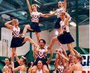 Check out Kidzworld's cheerleading glossary of terms, tips and stunts for cheerleaders.