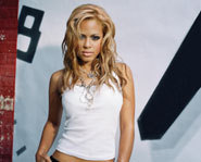 Christina Milian celebrated her 22nd birthday in September 2004.