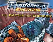 Get the scoop on the Transformers Energon series DVDs!