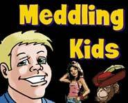 Get a game review of Pandahead's Meddling Kids role-playing game for peeps of all ages!