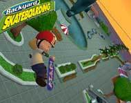 Read a review of the Backyard Skateboarding PC video game by Atari!