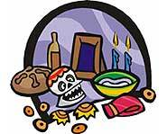 Day of the Dead, otherwise known as Dia de los Muertos, is celebrated on November 1st.