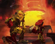 Get the scoop on the Bionicle 2: Legends of Metru Nui movie on DVD!