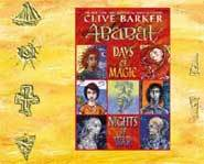 Get the 411 on the second Abarat book from Clive Barker with our review!