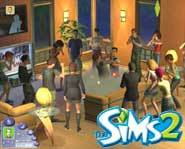Raise a virtual family with The Sims 2 PC video game from Electronic Arts!