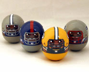 NFL Rollerz are a cool sports toy and collectible featuring your favorite NFL superstars.