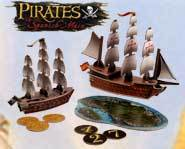 Get the scoop on the pirate fun with WizKids' constructible strategy game - Pirates of the Spanish Main!