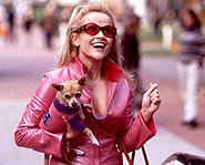 Reese Witherspoon as Elle Woods in Legally Blonde!
