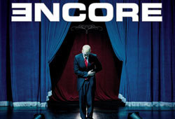 Eminem has released his fourth album titled Encore, with hits like Just Lose It and Mosh.