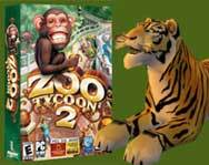 Get the scoop on downloading a free demo of Microsoft's Zoo Tycoon 2 PC video game!
