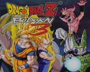 Get playstation 2 game cheats for Dragon Ball Z Budokai 3!