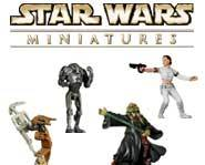 Get a review of the Star Wars Miniatures Clone Strike expansion set!