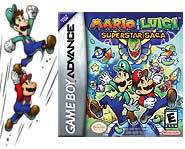 Get video game cheats for Mario & Luigi Superstar Saga for the Nintendo Gameboy Advance.