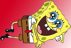SpongeBob SquarePants lives in a pineapple under the sea.