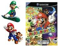 Get the scoop on the Mario Party 6 multiplayer party game for the Nintendo Gamecube.