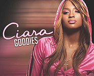 Ciara's debut CD, Goodies, is full of hot dance tracks.
