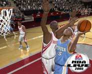 Get these PS2 cheat codes to add more power to your NBA Live 2005 video game!