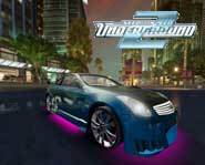 Download a free game demo of EA's Need for Speed Underground 2 video game!