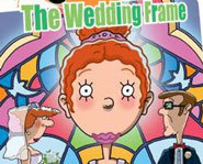 Catch the hour-long episode of As Told By Ginger, The Wedding Frame, now on DVD.