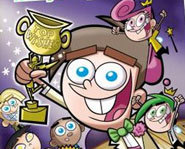 Timmy Tucker and his fairy godparents cause trouble in Farily OddParents.