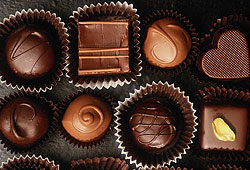 Chocolate isn't as unhealthy as you think.