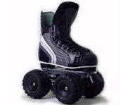The Big Foot is an off-road roller skate.