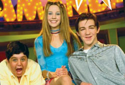 Amanda Bynes stars in her own variety sketch show called The Amanda Show.
