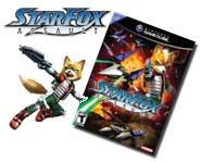 Enter the Star Fox: Assault contest from Nintendo to win a flight in a real jet fighter!