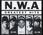 Ice Cube, Dr. Dre and Easy-E were members of the rap group, N.W.A.