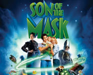 Jamie Kennedy and Alan Cumming star in the new movie, Son of the Mask.