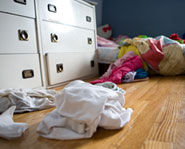 Is your room in need of a major cleanup?