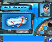 Snap TV's Ecorangers DVD trivia game is a great way to learn about the world's wild animals.