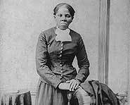 Harriet Tubman helped free more than 300 slaves.