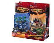 More warriors, heroes and action in the HeroScape board game!