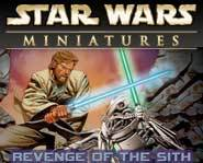 Star Wars Episode III: Revenge of the Sith - get the news on the expansion set for the Star Wars Miniatures game from Wizards of the Coast!