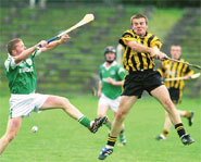 Hurling is a gaelic sport which was invented in Ireland around 2,000 years ago.