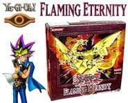 Get the scoop on the Flaming Eternity expansion set for the Yu-Gi-Oh! Trading Card Game with this game review!