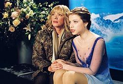 Michelle Trachtenberg, Hayden Panettiere, Kim Cattrall and Joan Cusack star in Ice Princess.