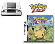 Pokemon Dash brings Pokemon racing to the Nintendo DS - read our video game review!