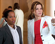 Sandra Bullock and Regina King star in Miss Congeniality 2: Armed and Fabulous!