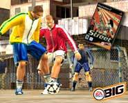 We review EA's FIFA Street soccer video game for Playstation 2, Gamecube and Xbox!