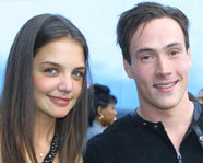 Katie Holmes and Chris Klein called off their four year romance this month.