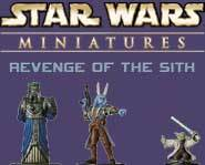 We have a sneak peek of Yoda, Jedi Master from the Star Wars Miniatures: Revenge of the Sith game right here!