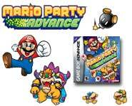 Read our Mario Party Advance video game review for the 411 on saving party land from Bowser and his koopa goons!
