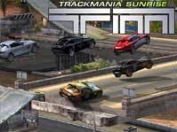 Get this free racing game demo and test drive TrackMania Sunrise!